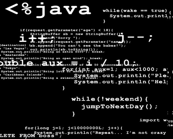 Inside Java Coder's Head
